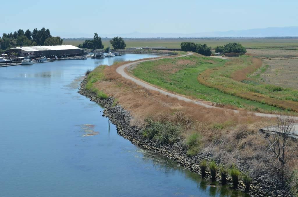 California Delta Levees