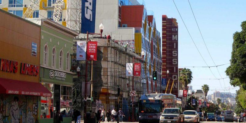 Mission Street