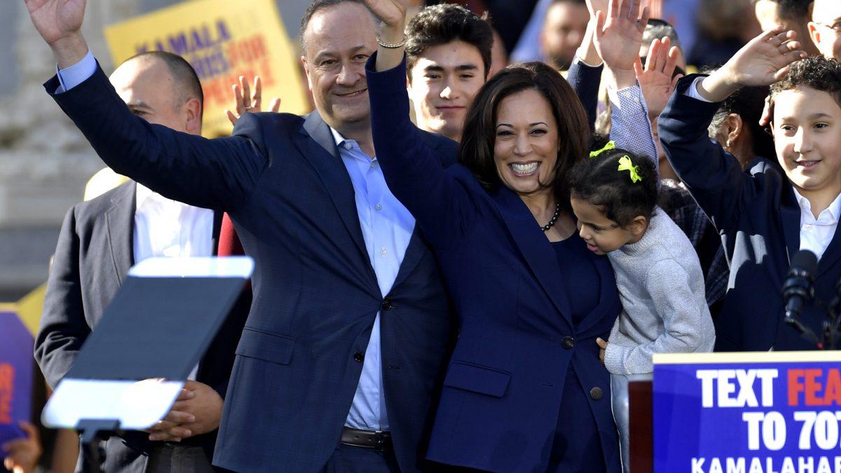 Kamala Harris Unfurls Historic White House Bid Sfbay