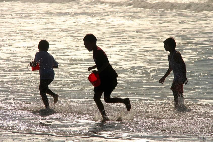 Leap Ocean Beach Sandcastle Contest 2013