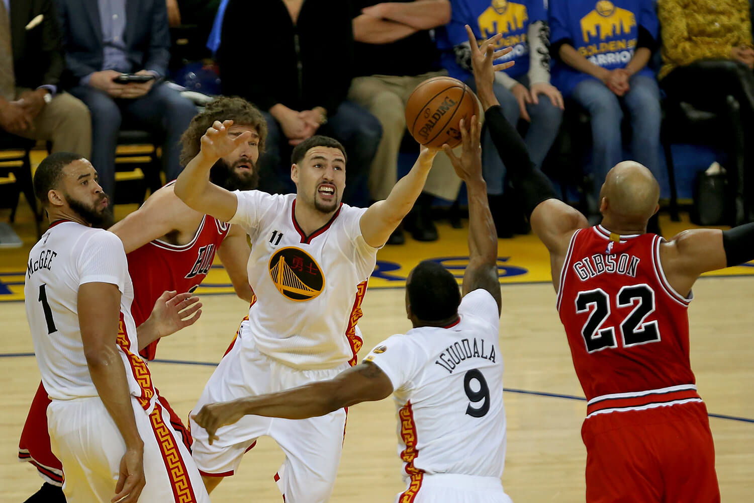 Chicago Bulls vs Golden State Warriors