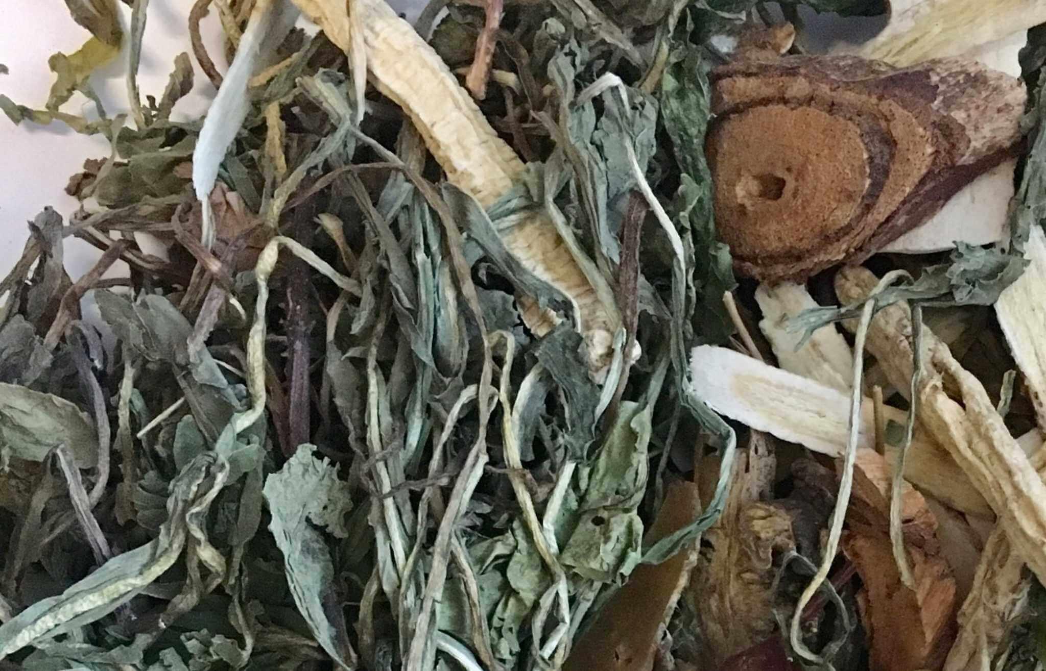 Chinatown tea poisoning