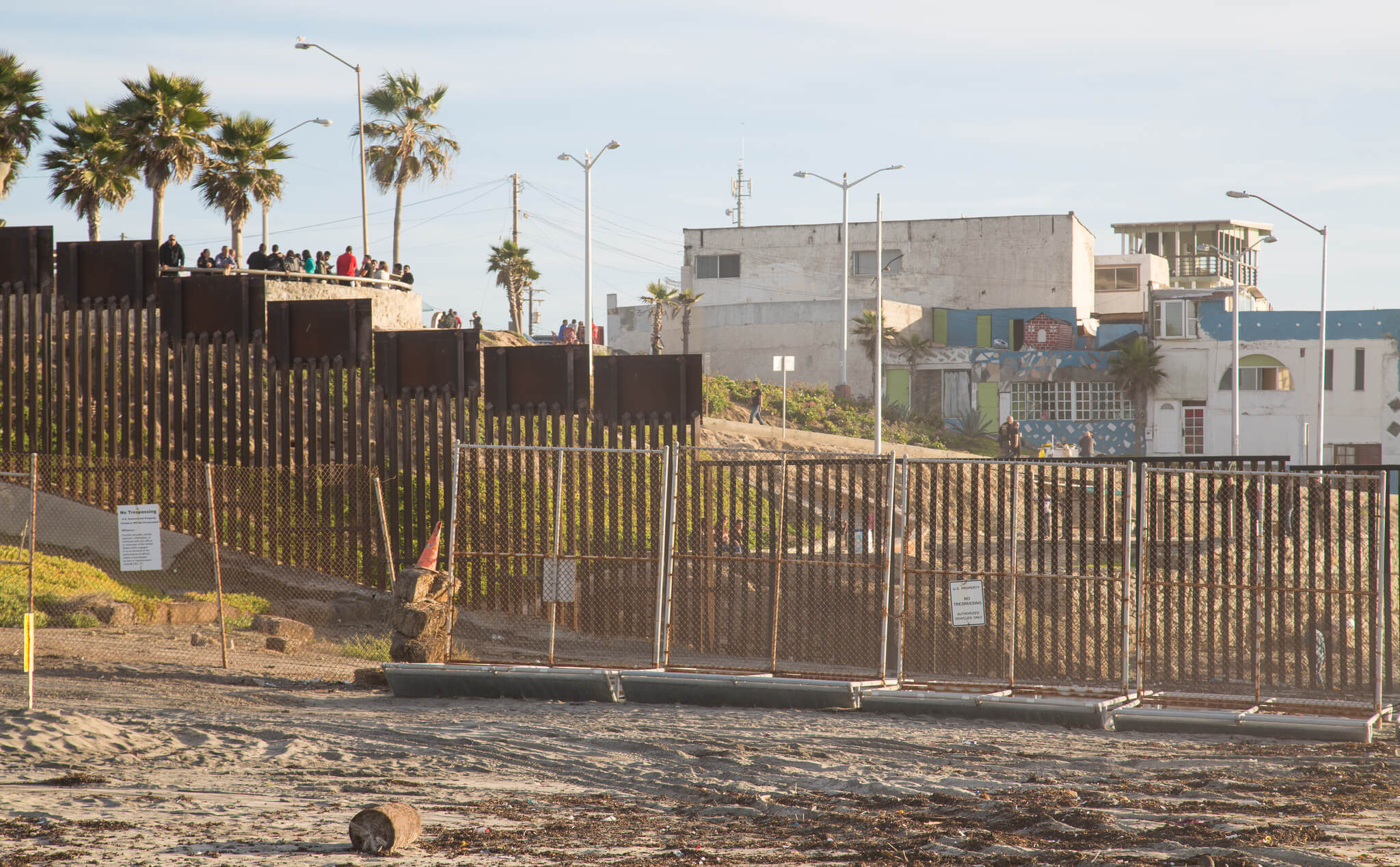Border Fence Tijuana