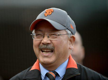 Mayor Ed Lee dies at SF General