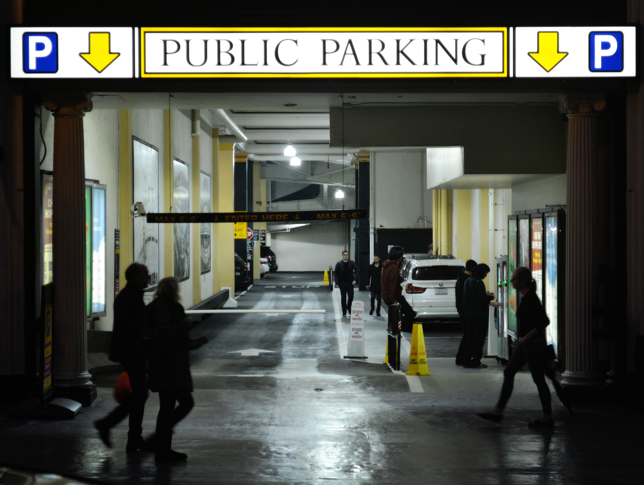 Demand-based parking to stretch citywide in 2018