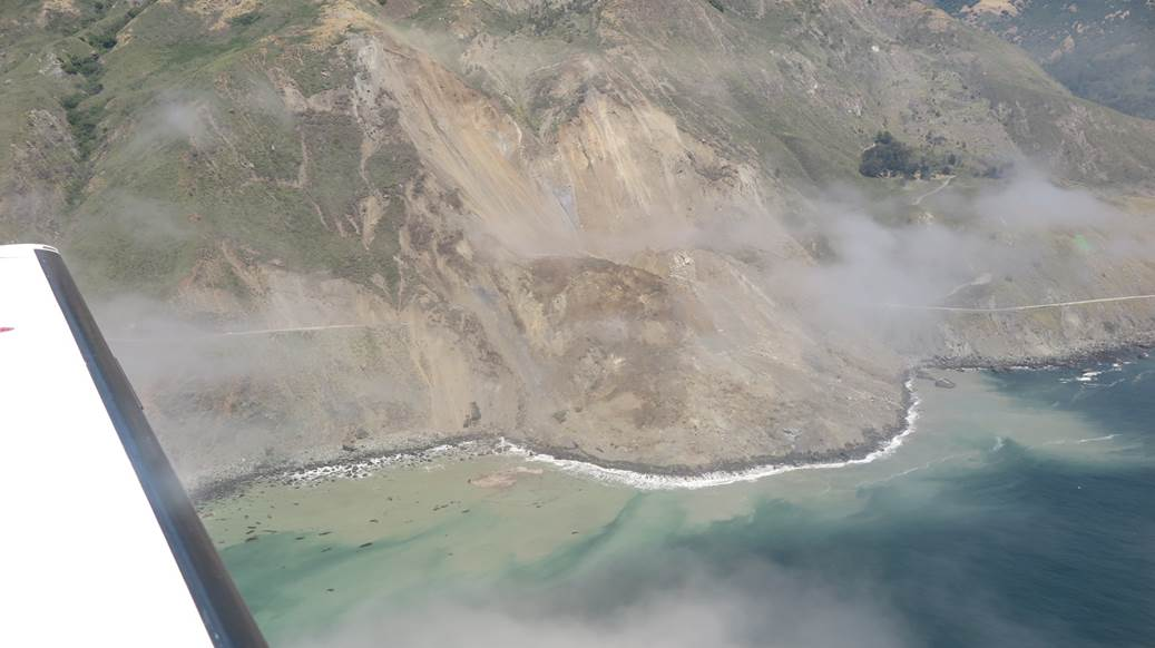 Monterey Mud Slide