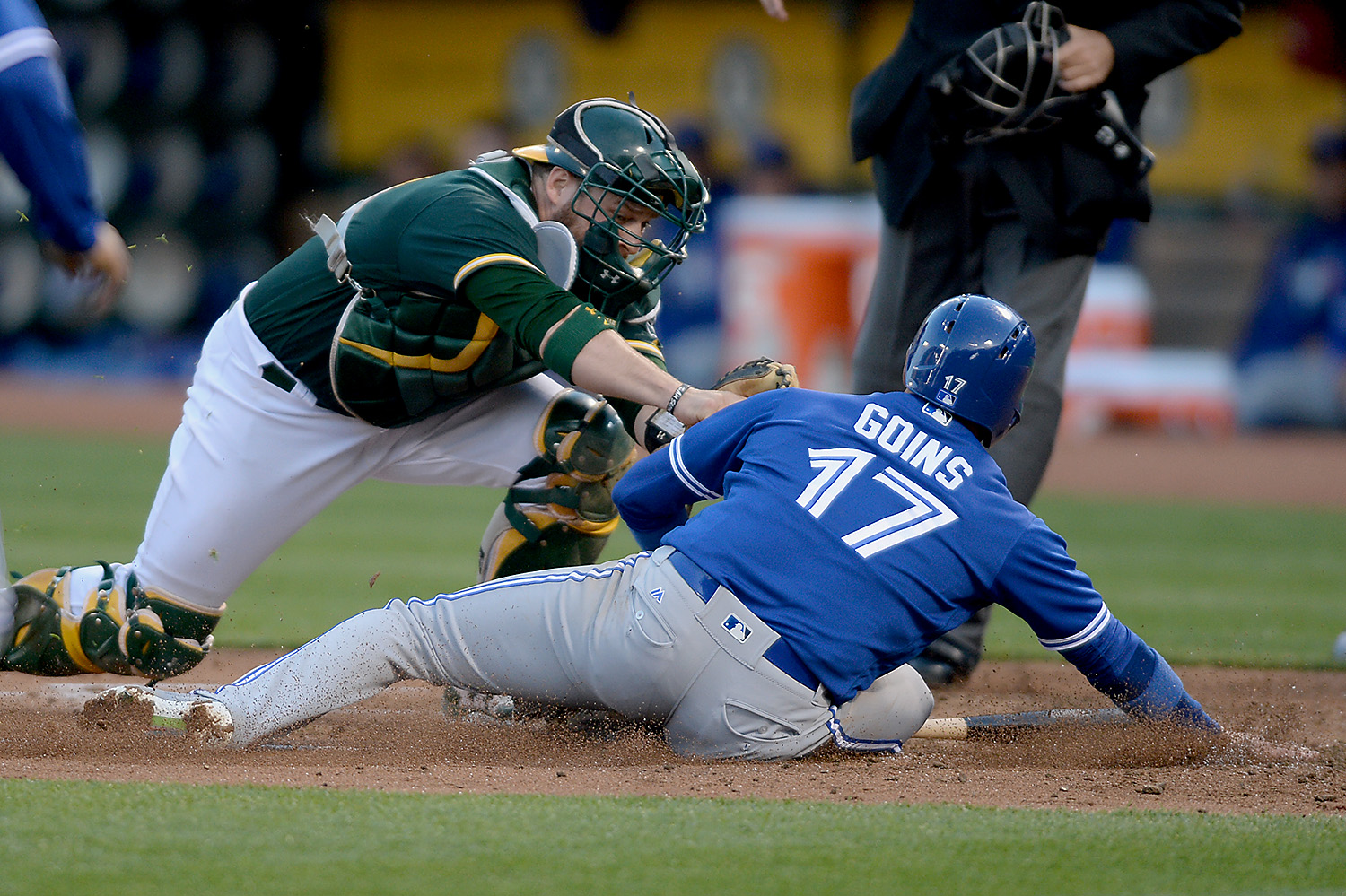 Toronto Blue Jays vs Oakland Athletics