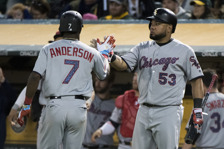 Chicago White Sox v Oakland Athletics