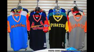 MLB Player's Weekend unifors