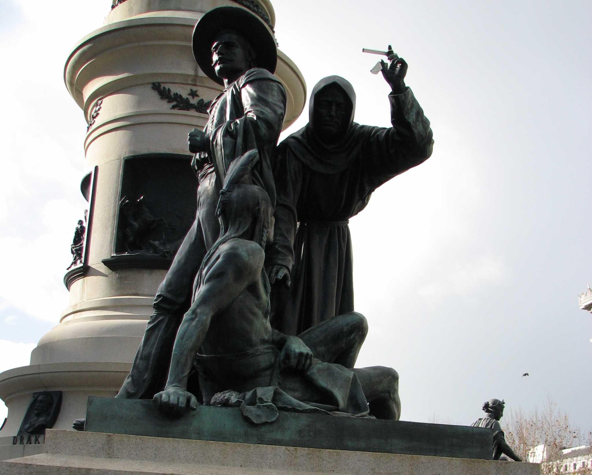 Civic Center Statue