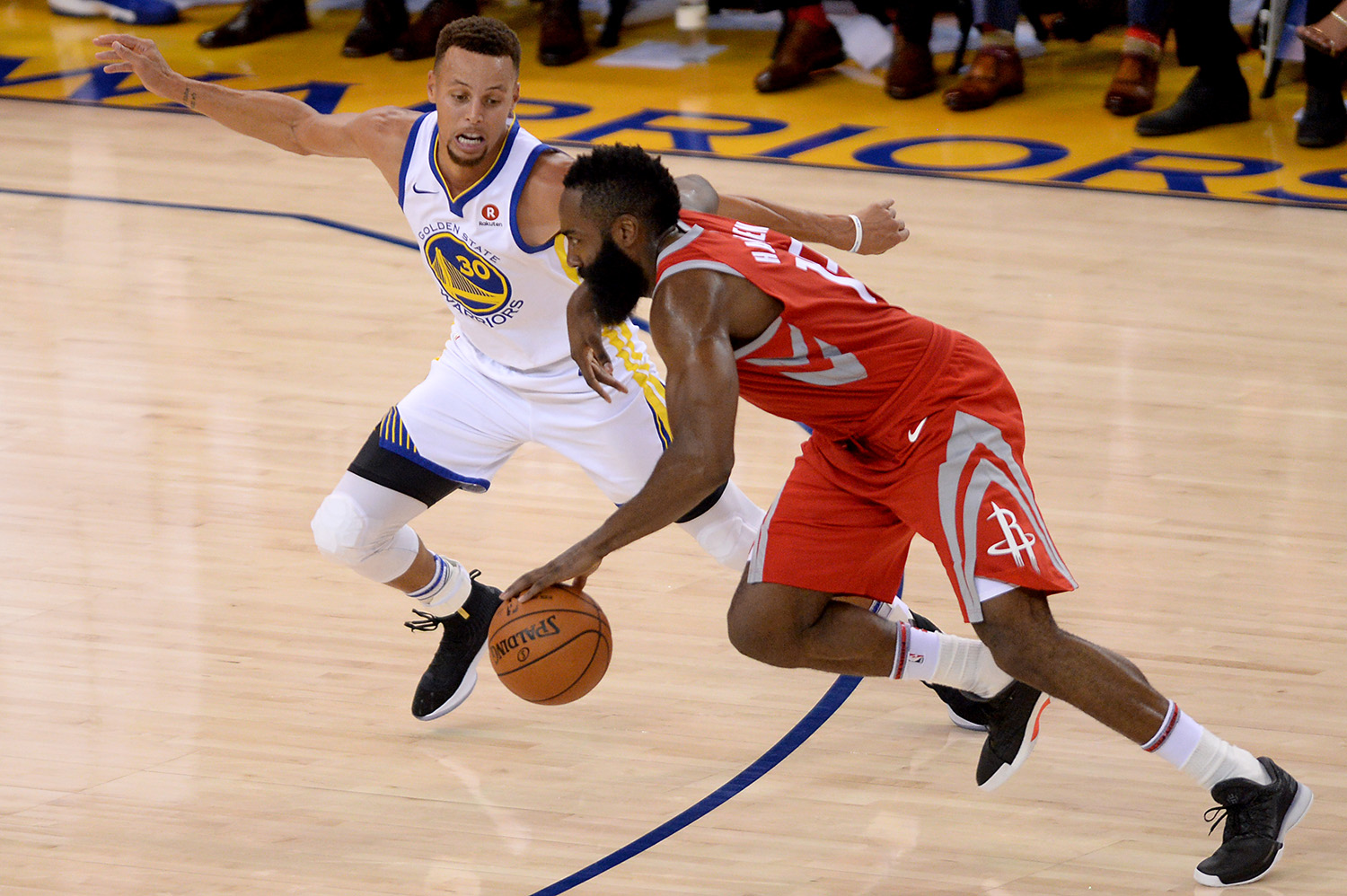 Houston Rockets vs Golden State Warriors